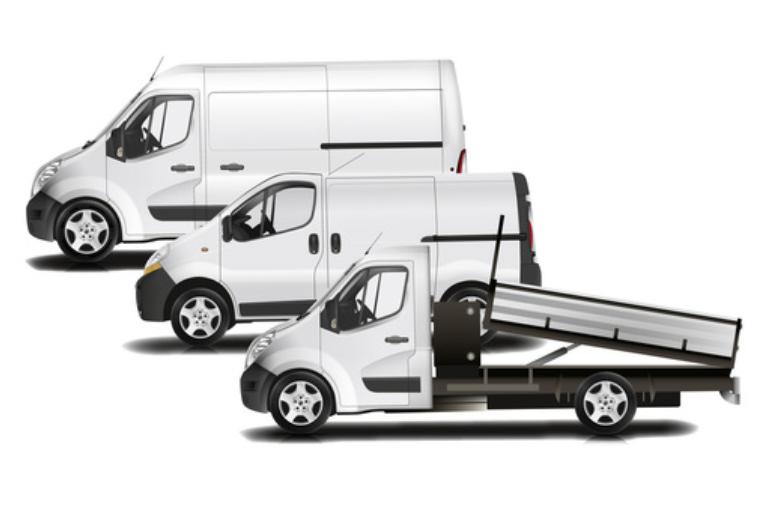 Transporter mieten von G&L Truck